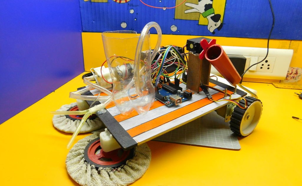 With your Raspberry pi you can build a lap counter for Fidger Spinner