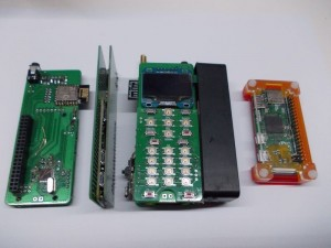 The phone open source that you can mount with a Raspberry pi