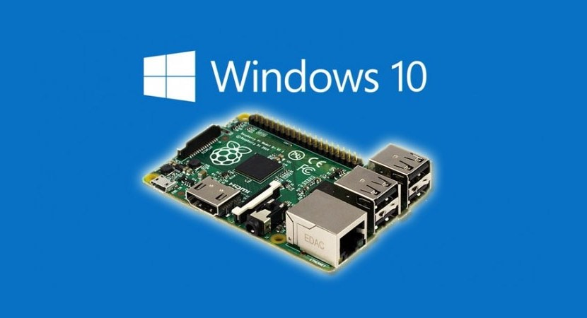 How to install Windows 10 in a Raspberyy Pi The